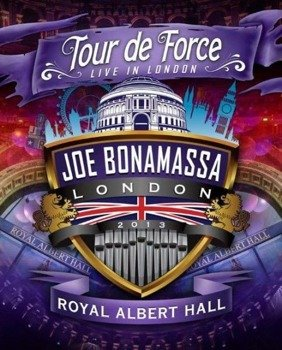 JOE BONAMASSA: TOUR DE FORCE - LIVE IN LONDON - ROYAL ALBERT HALL 4/4 (DVD)