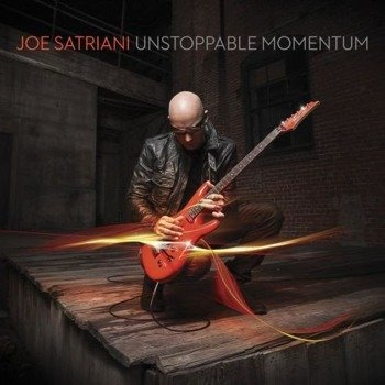 JOE SATRIANI : UNSTOPPABLE MOMENTUM (CD)
