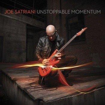 JOE SATRIANI : UNSTOPPABLE MOMENTUM (CD)