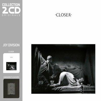 JOY DIVISION: CLOSER/UNKNOWM PLEASURES (2CD)