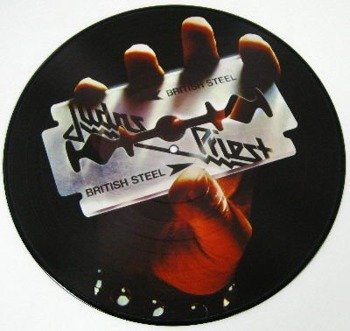 JUDAS PRIEST: BRITISH STEEL (LP VINYL)