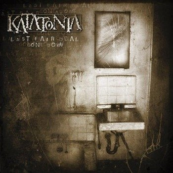 KATATONIA: LAST FAIR DEAL GONE DOWN (CD)