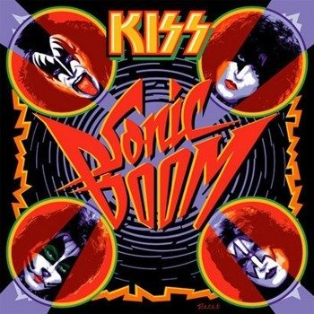 KISS: SONIC BOOM (CD)