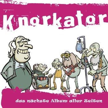 KNORKATOR: DAS NÄCHSTE ALBUM ALLER ZEITEN (CD)