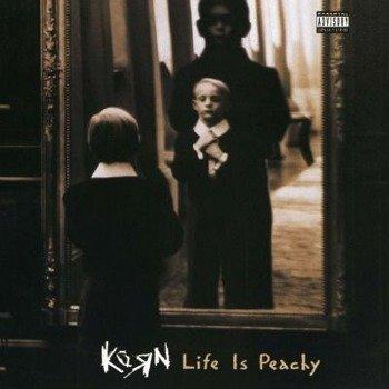 KORN: LIVE IS PEACHY (LP WINYL)