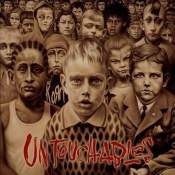KORN : UNTOUCHABLES (CD)