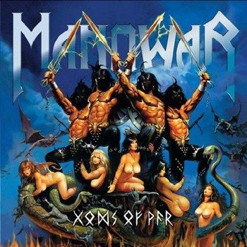 MANOWAR: GODS OF WAR (CD)