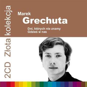 MAREK GRECHUTA: DNI, KTÓRYCH NIE ZNAMY, GDZIEŚ W NAS (2CD)