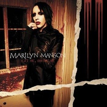 MARILYN MANSON: EAT ME, DRINK ME (CD)
