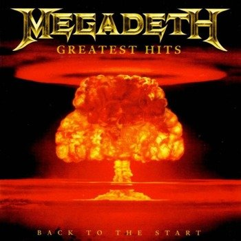MEGADETH: GREATEST HITS (CD)