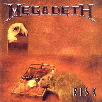 MEGADETH: RISK (CD)