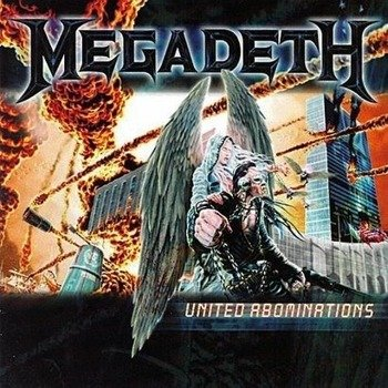 MEGADETH: UNITED ABOMINATIONS (CD)