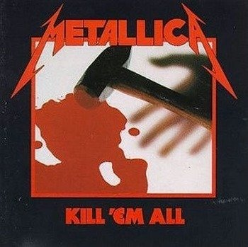 METALLICA: KILL'EM ALL (CD)
