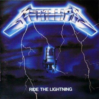 METALLICA: RIDE THE LIGHTNING (LP VINYL)