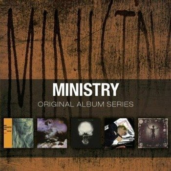 MINISTRY: ORIGINAL ALBUM SERIES (5CD)
