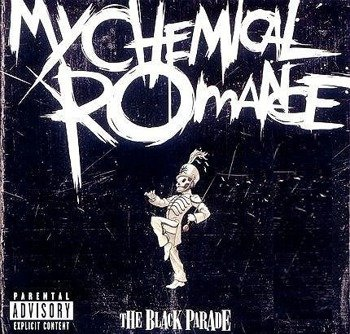 MY CHEMICAL ROMANCE: THE BLACK PARADE (CD)
