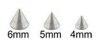 NAKRęTKA KOLEC 4x4mm gwint 1,6mm