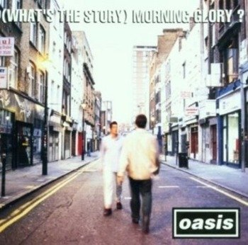 OASIS: (WHAT'S THE STORY) MORNING GLORY? (CD)