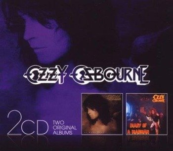 OZZY OSBOURNE : NO MORE TEARS / DIARY OF A MADMAN (CD)