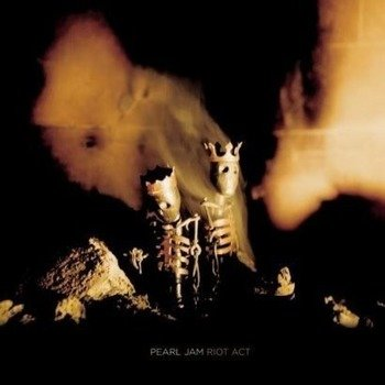 PEARL JAM: RIOT ACT (CD)