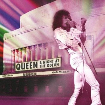 QUEEN: A NIGHT AT THE ODEON (CD)