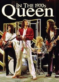 QUEEN: IN THE 1970S (DVD)