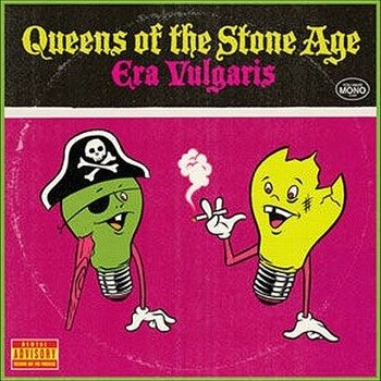 QUEENS OF THE STONE AGE: ERA VULGARIS (CD)