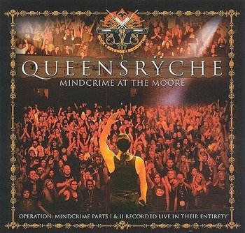 QUEENSRYCHE: MINDCRIME AT THE MOON (CD)