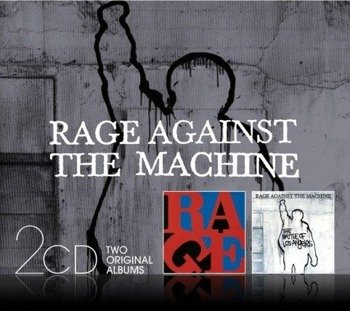 RAGE AGAINST THE MACHINE : THE BATTLE OF LOS ANGELES / RENEGADES (CD)