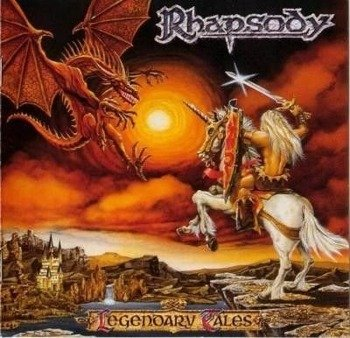 RHAPSODY: LEGENDARY TALES (CD)