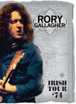 RORY GALLAGHER: IRISH TOUR 74 (DVD)