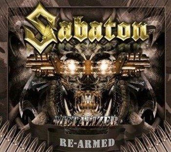 SABATON: METALIZER (2LP VINYL)