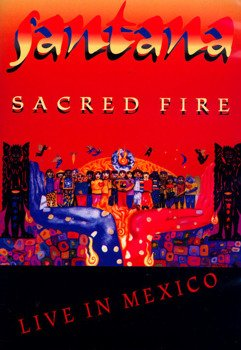 SANTANA: SACRED FIRE LIVE IN MEXICO (DVD)
