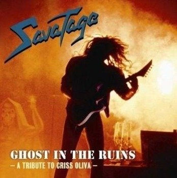 SAVATAGE: GHOST IN THE RUINS (CD) DIGIPACK