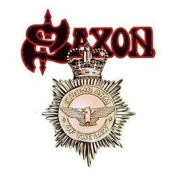 SAXON: STRONG ARM OF THE LAW (2LP VINYL)