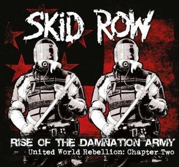 SKID ROW: RISE OF THE DAMNATION ARMY – UNITED WORLD REBELLION: CHAPTER 2 (LP VINYL)