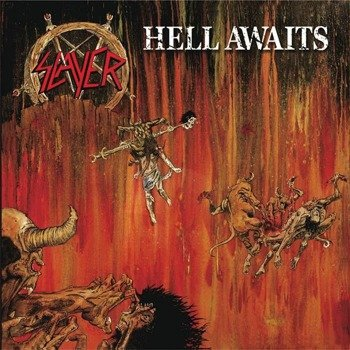 SLAYER: HELL AWAITS (CD)