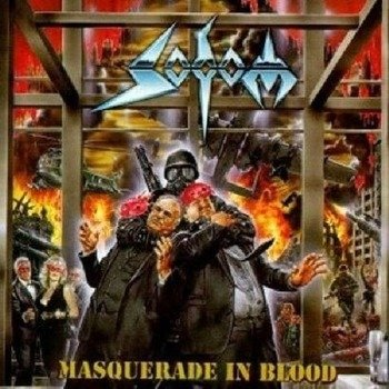 SODOM: MASQUERADE IN BLOOD (CD)