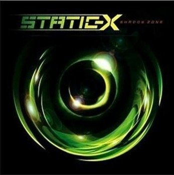 STATIC-X: SHADOW ZONE (CD)