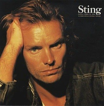 STING: NADA COMO EL SOL (CD)