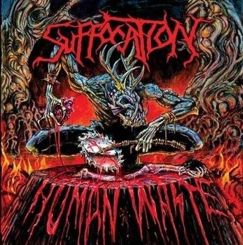 SUFFOCATION: HUMAN WASTE (CD)