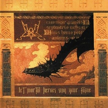 SUMMONING: LET MORTAL HEROES SING YOUR FAME (CD)