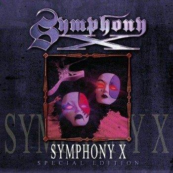 SYMPHONY X: SYMPHONY X (CD) SPECIAL EDITION