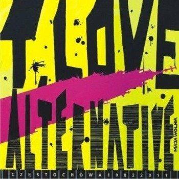 T.LOVE ALTERNATIVE: CZĘSTOCHOWA (CD)