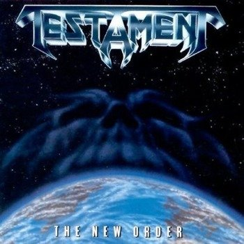 TESTAMENT: THE NEW ORDER (CD)
