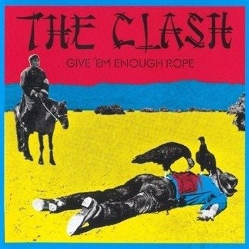 THE CLASH : GIVE'EM ENOUGH ROPE (CD)
