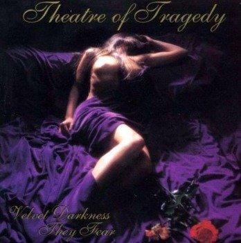 THEATRE OF TRAGEDY: VELVET DARKNESS THEY FEAR (2LP VINYL)