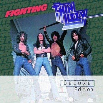 THIN LIZZY: FIGHTING (DELUXE) (2CD)