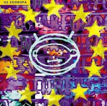 U2: ZOOROPA (CD)