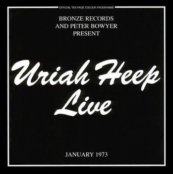 URIAH HEEP: LIVE 73 (2CD) REMASTER